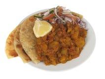 Bombay Potato Stock Photography