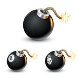 bombe Lizenzfreies Stockfoto