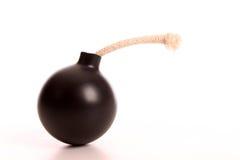 Bombe in der Verkleidung Lizenzfreies Stockbild