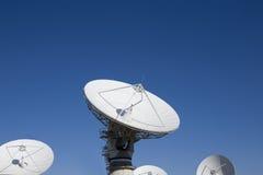 bombe le satellite Photographie stock
