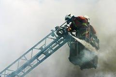 Bombeiros Fotos de Stock Royalty Free
