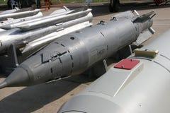 Bomben Stockbild