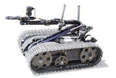 Bomben-Roboter stockbild