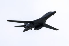 Bomber B-1 Bone Lancer Royalty Free Stock Photos