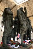 bomber command memorial Stock Images