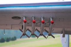 Bomberbomben Lizenzfreie Stockbilder
