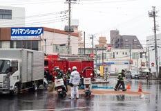 bombero japon?s fotos de archivo libres de regalías
