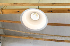 Bombilla de la lámpara de la economía de energía LED Imagen de archivo