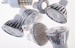 Bombilla del LED Imagen de archivo libre de regalías