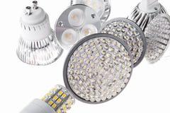 Bombilla del LED Fotos de archivo libres de regalías