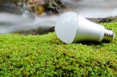 Bombilla del LED Imagenes de archivo