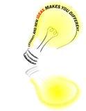 Nuevas ideas Imagen de archivo