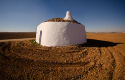 Bombo de Tomelloso La Mancha, Espanha imagem de stock royalty free