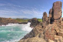 Bombo Headland  Kiama NSW Australia Royalty Free Stock Photo