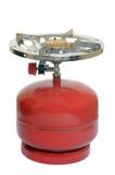 Bombola per gas Fotografia Stock