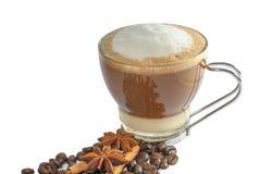 Bombon del caffè Immagini Stock Libere da Diritti