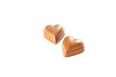Bombon del cioccolato zuccherato Fotografie Stock Libere da Diritti
