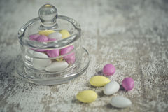 Bombons dos doces Fotografia de Stock Royalty Free