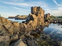 Bombosteengroeve, Australië, Landschap Royalty-vrije Stock Afbeelding