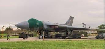 bombowiec vulcan zdjęcie stock