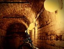 bombowy bunkier Zdjęcia Royalty Free