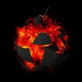 bombowy target1274_0_ ilustracja wektor