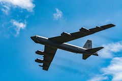 bombplan b1 Arkivfoton