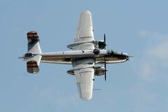 bombplan b25 Arkivbild