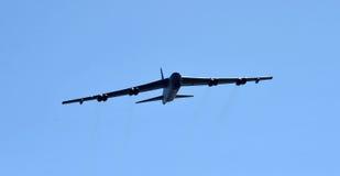 bombplan för 52 b Royaltyfri Fotografi