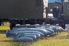 Bombs Stock Image