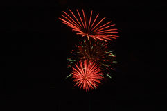 Free Bombs Bursting In Air Royalty Free Stock Photos - 160918