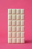 Bomma för av vitchoklad Arkivfoton