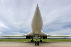 Bommenwerpers straal supersonisch royalty-vrije stock afbeeldingen