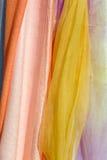 bomullsscarves venice Royaltyfri Bild