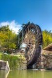 Bomun-Wasser-Rad Stockbild