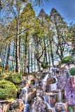 Bomun Water Falls. Water falls in bomun gyeongju south korea Stock Photography