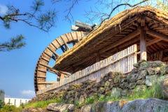 Bomun Water Wheel Stock Photos