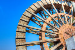 Bomun Water Wheel Stock Images