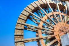 Bomun Water Wheel Stock Images
