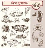 Bon Appetit Foto de archivo