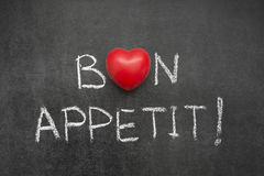 Bon Appetit Στοκ φωτογραφία με δικαίωμα ελεύθερης χρήσης