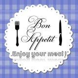 Bon Appetit Foto de Stock
