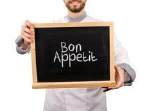 Bon Appetit Στοκ Εικόνες