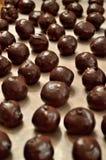Bon-bon σοκολάτας καραμέλα Στοκ φωτογραφία με δικαίωμα ελεύθερης χρήσης