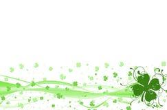 bon cadre de luck/St Patrick Illustration Libre de Droits