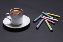 Bon café photographie stock libre de droits