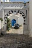 Bon do tampão de Tunísia Fotografia de Stock