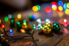 Bon esprit 9 de nouvelle année Photo libre de droits