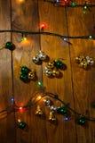 Bon esprit 13 de nouvelle année Image libre de droits