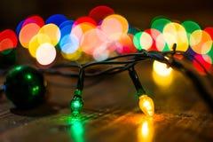 Bon esprit 14 de nouvelle année Photos stock